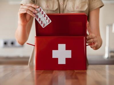 Аптечка анафилактический шок