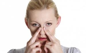 Причины оттека слизистой носа
