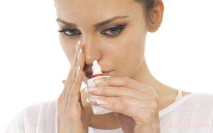 Как устранить оттек слизистой