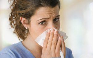 Какими средствами вылечить оттек носа