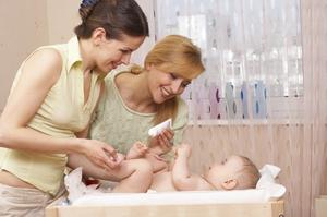 Методы лечения дерматита у детей и средства