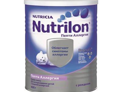 Чем отличается нутрилон пепти аллергия от нутрилон пепти гастро