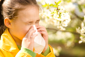 Аллергия на пух